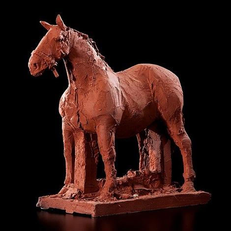untitled horse by jean pierre larocque