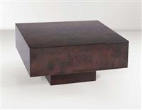 tavolino by aldo tura