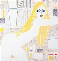 plaster nude by john thomas rigby