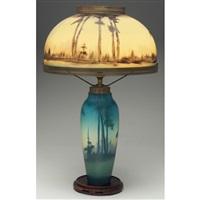 lamp by lenore asbury