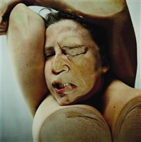 closed contact no.8 by glen luchford and jenny saville