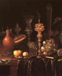 nature morte aux objets precieux by f. smets