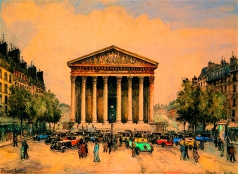 la madeleine by frank will