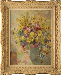 bouquet à contre jour by suzanne kaehrling