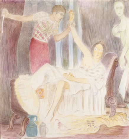 lucrece et tarquin by pierre klossowski
