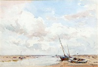 blakeney channel by arthur gerald ackermann