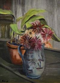 vaso di fiori by leonardo dudreville