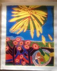 la lumière des fleurs by corneille