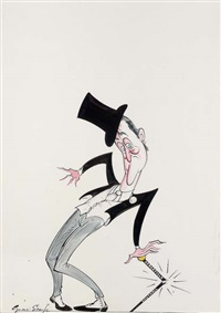 tory support by gerald scarfe