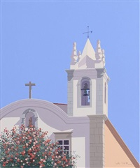 tavira church, albuferia by luisa aleixo