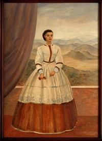 retrato antiguo by emilio rosenblueth