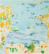 gravel lake by michael adamson