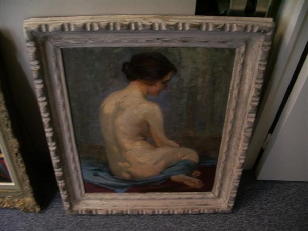 femme assise by louis pierre amiel
