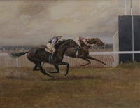 the great race by martin stainforth
