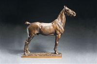 cheval anglais by pierre nicolas turgenov