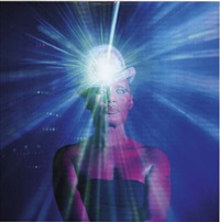 superstar from stillness at the speed of light collaboration with grace jones by chris levine