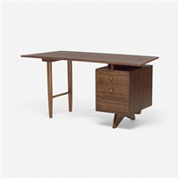 desk, model 246 by george nakashima