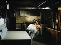 girl and washer by david drebin