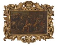 ratto delle sabine by francesco (da gubbio) allegrini