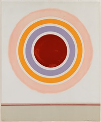 blush by kenneth noland