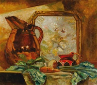 utensils opposite the mirror by charles henry hayden