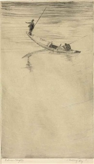 fishing day by abdur rahman chughtai