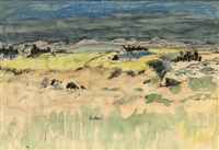 western landscape by maurice macgonigal