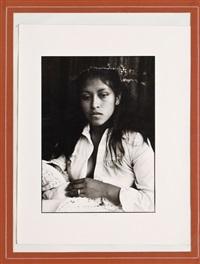 madonna, mexico, d.f by graciela iturbide