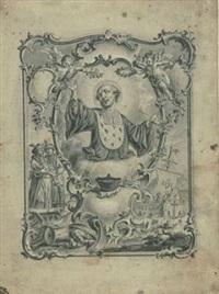 der heilige johannes cantius by vitus felix rigl