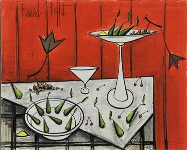 artwork by bernard buffet