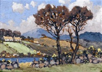 spring in ireland by mabel young