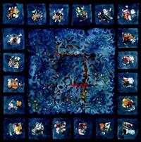 au-delà du bleu by sami ben ameur