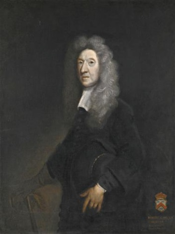 historical portrait of robert brudenell 2nd earl of cardigan by joshua reynolds