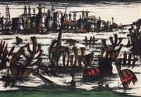 paesaggio industriale by gennaro picinni
