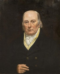 portrait of a gentleman by francis alleyne