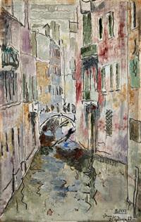 venezia by anselmo bucci
