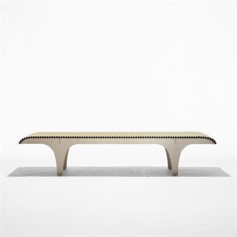 carte bench by shigeru ban