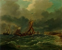 rough seas by john mundell