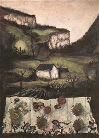 paesaggio by francesco tabusso
