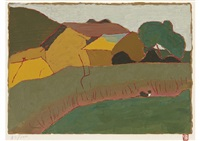 soba field by kumagai shomei