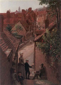 village life by frederick bacon barwell