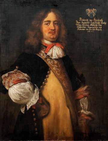 portrait of friedrich von günterot by jürgen ovens