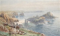 kynance cove by samuel phillips jackson