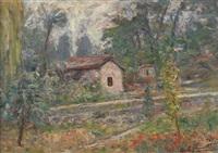 paesaggio della bassa lomellina by carlo aimetti