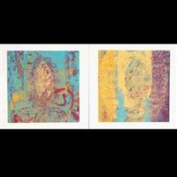 speed of sound #1 and #2 (2 works) by annie margaret arrasmith