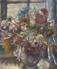 flowerpiece by cathleen s. mann
