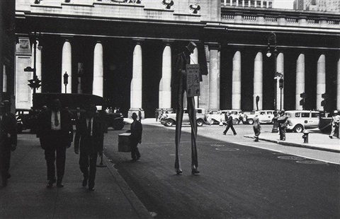 union station chicago by walker evans