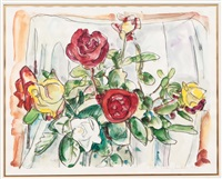roses by ivo hauptmann