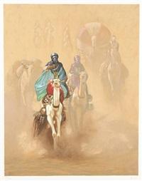 la caravane by hocine ziani