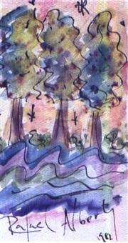 tres árboles by rafael alberti